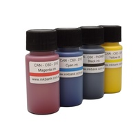 C60 BCMY ink set (4) for Canon Endurance printers