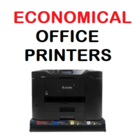 Economical office printers